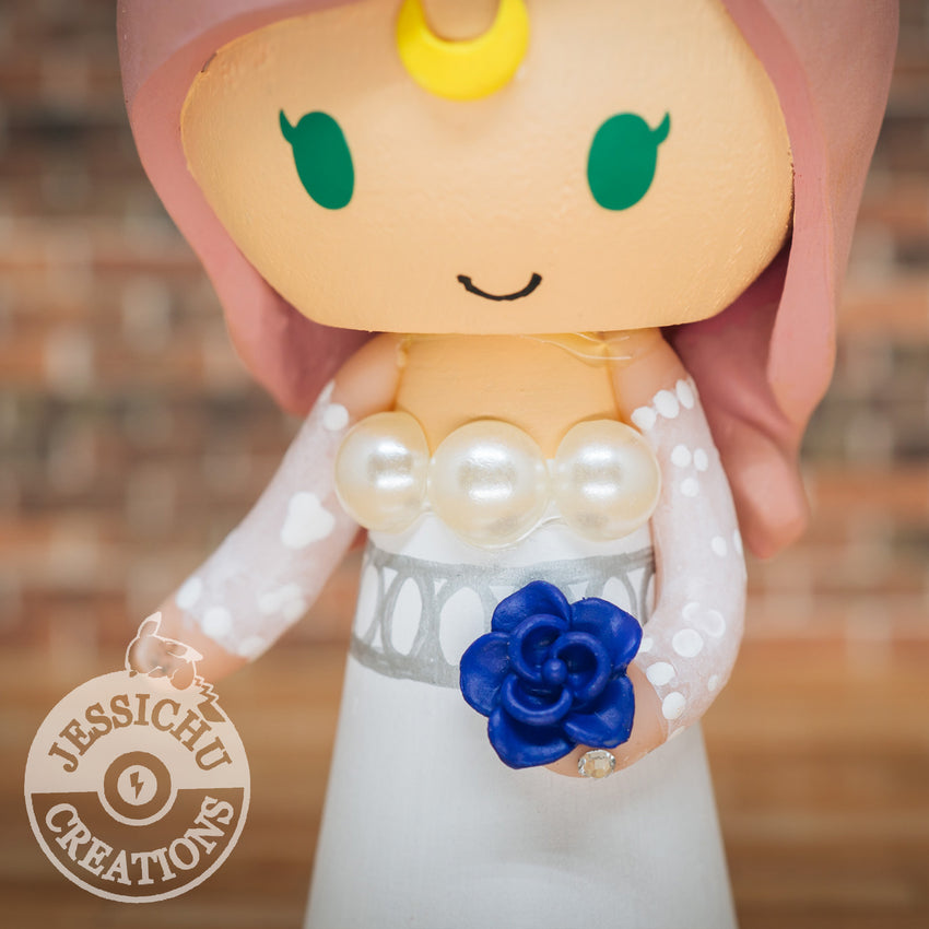 Wedding Cake Topper | Sailor Moon | Jessichu Creations
