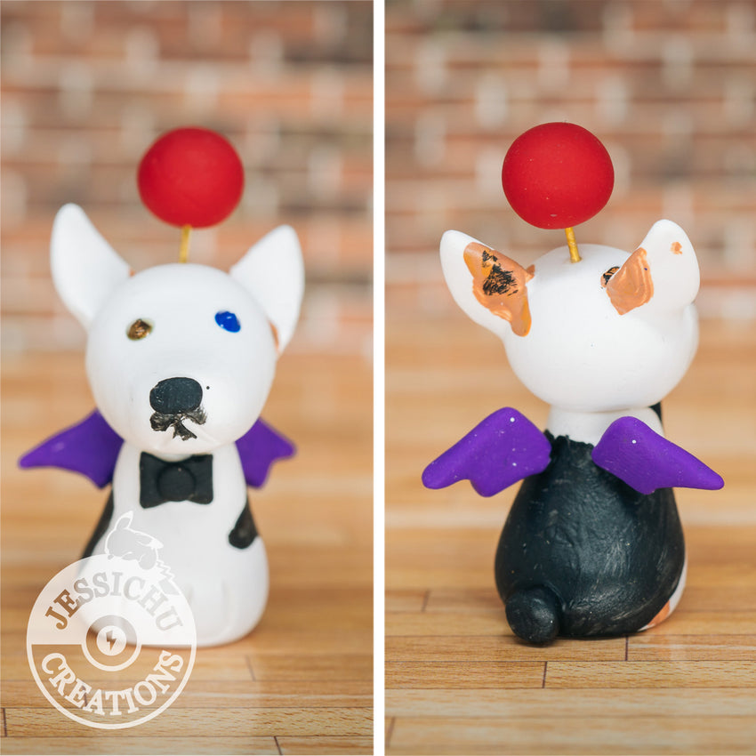 Wedding Cake Topper | Final Fantasy Moogle | Jessichu Creations