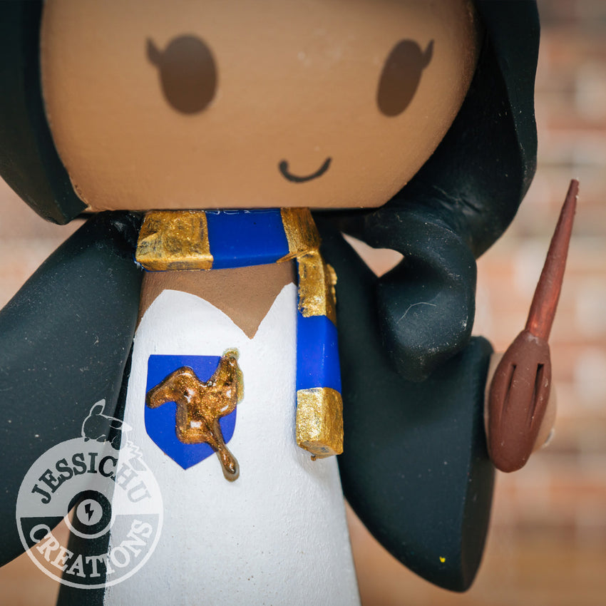 Ravenclaw | Wedding Cake Topper | Harry Potter HP | Jessichu Creations