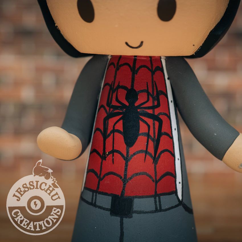 Wedding Cake Topper | Marvel Spiderman | Jessichu Creations