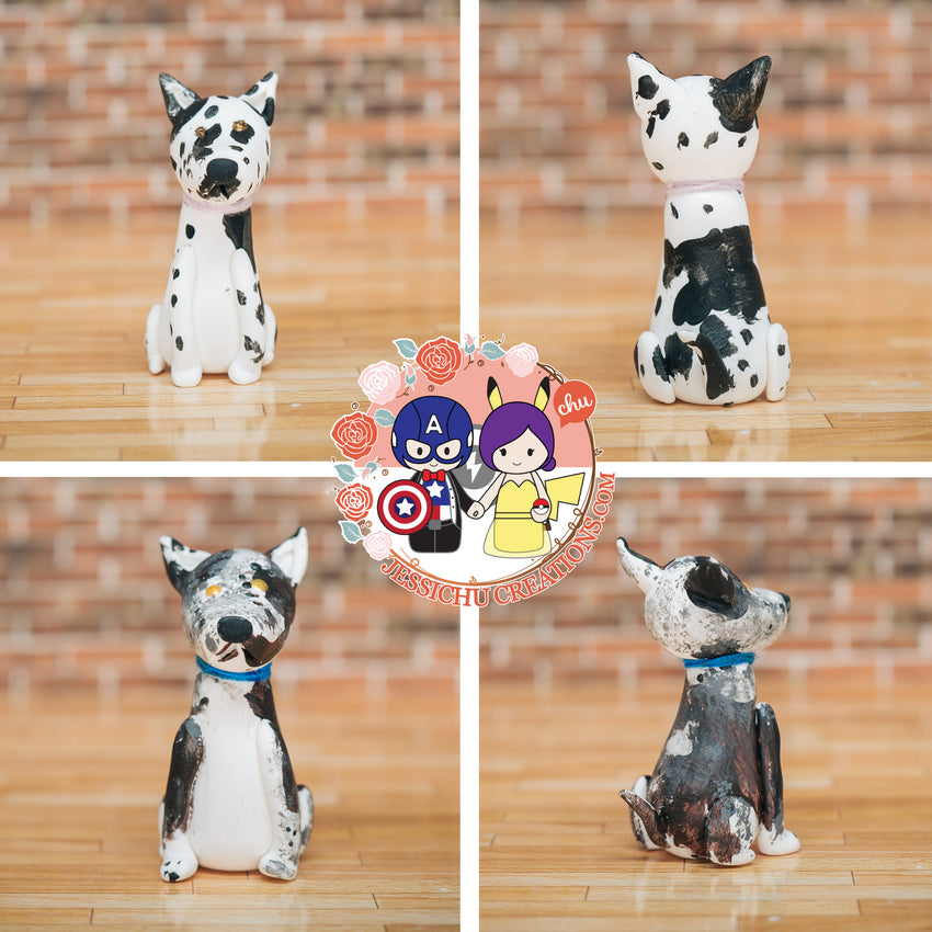 Wedding Cake Topper | Pets | Jessichu Creations