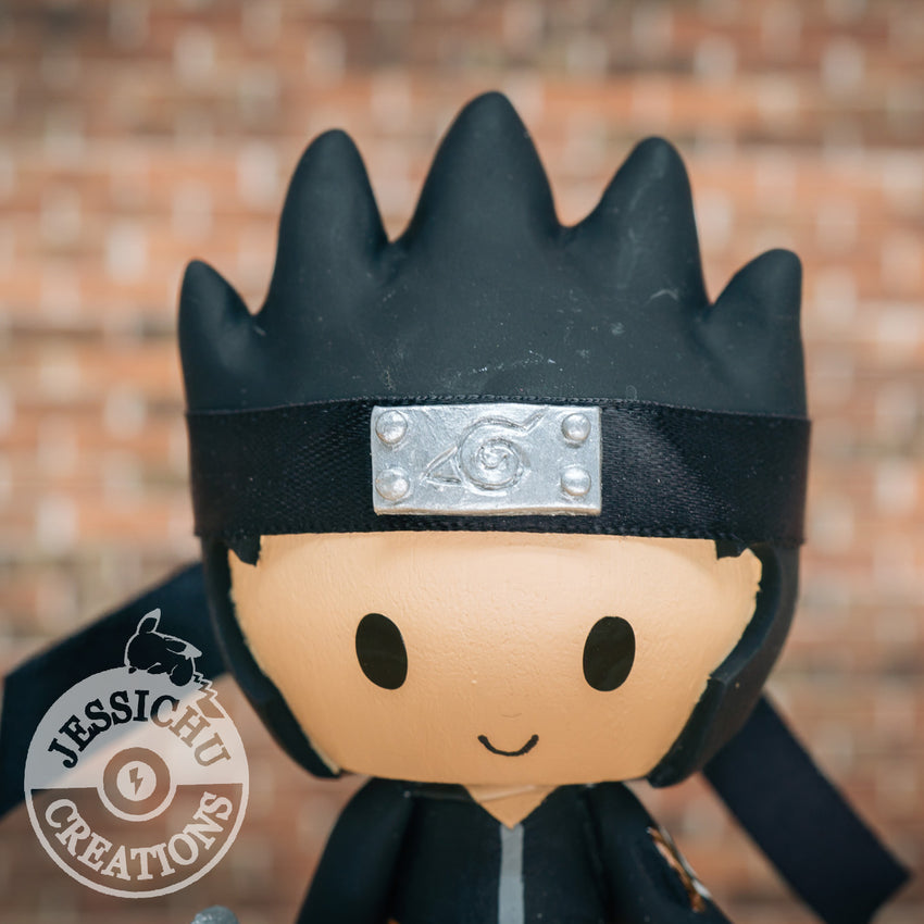 Wedding Cake Topper | Naruto | Jessichu Creations