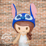 Stitch Wedding Cake Topper| Disney x Lilo and Stitch | Jessichu Creations