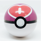 "Pokemon Pokeball Ring Box ""I Choose You"" Wedding Proposal - Masterball, Loveball 