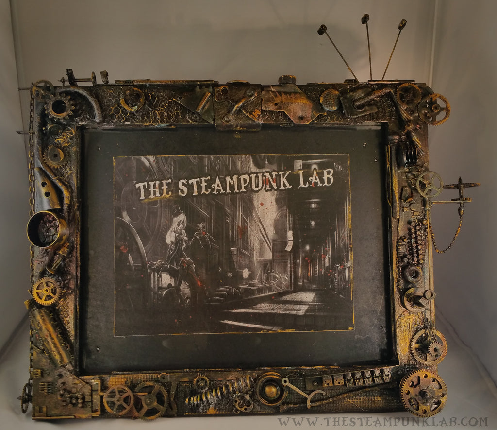 Steampunk Frame For Sale 19\