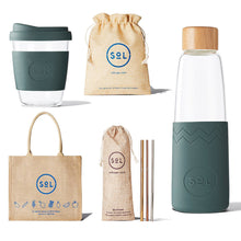 12oz Deep Sea Green Plastic Free Kit