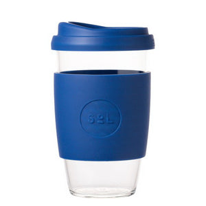 16oz Bondi Blue Tumbler from SoL Cups
