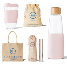 16oz Perfect Pink Plastic Free Kit