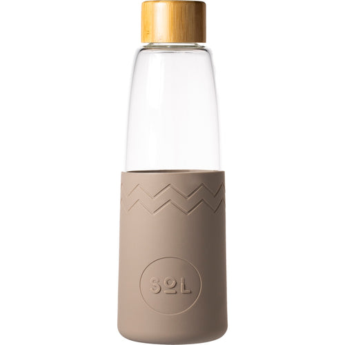 SoL Seaside Slate Glass Bottle from One Less