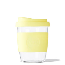 SoL Cups 12oz Yummy Yellow Glass Tumbler from One Less