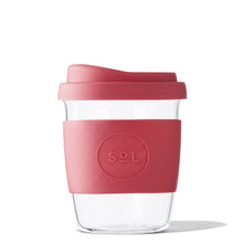 SoL Cups 8oz Radiant Rosé Glass Tumbler from One Less