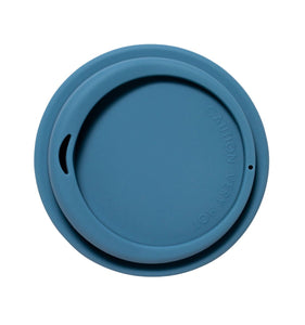 SoL 8oz Blue Stone Silicone Lid from One Less