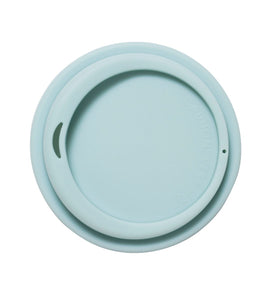 SoL 8oz Cool Cyan Silicone Lid from One Less