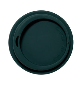 SoL 8oz Deep Sea Green Silicone Lid from One Less