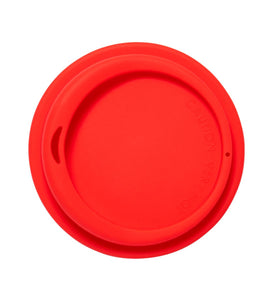 SoL 8oz Rocket Red Silicone Lid from One Less