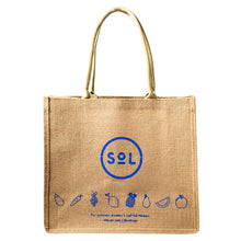 SoL Jute Market Tote from One Less