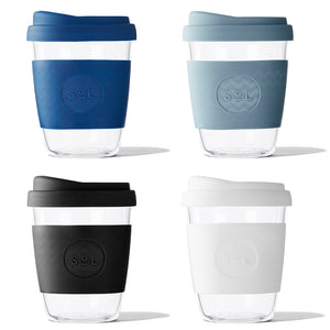 SoL Cups 12oz Winter 4-Pack from One Less