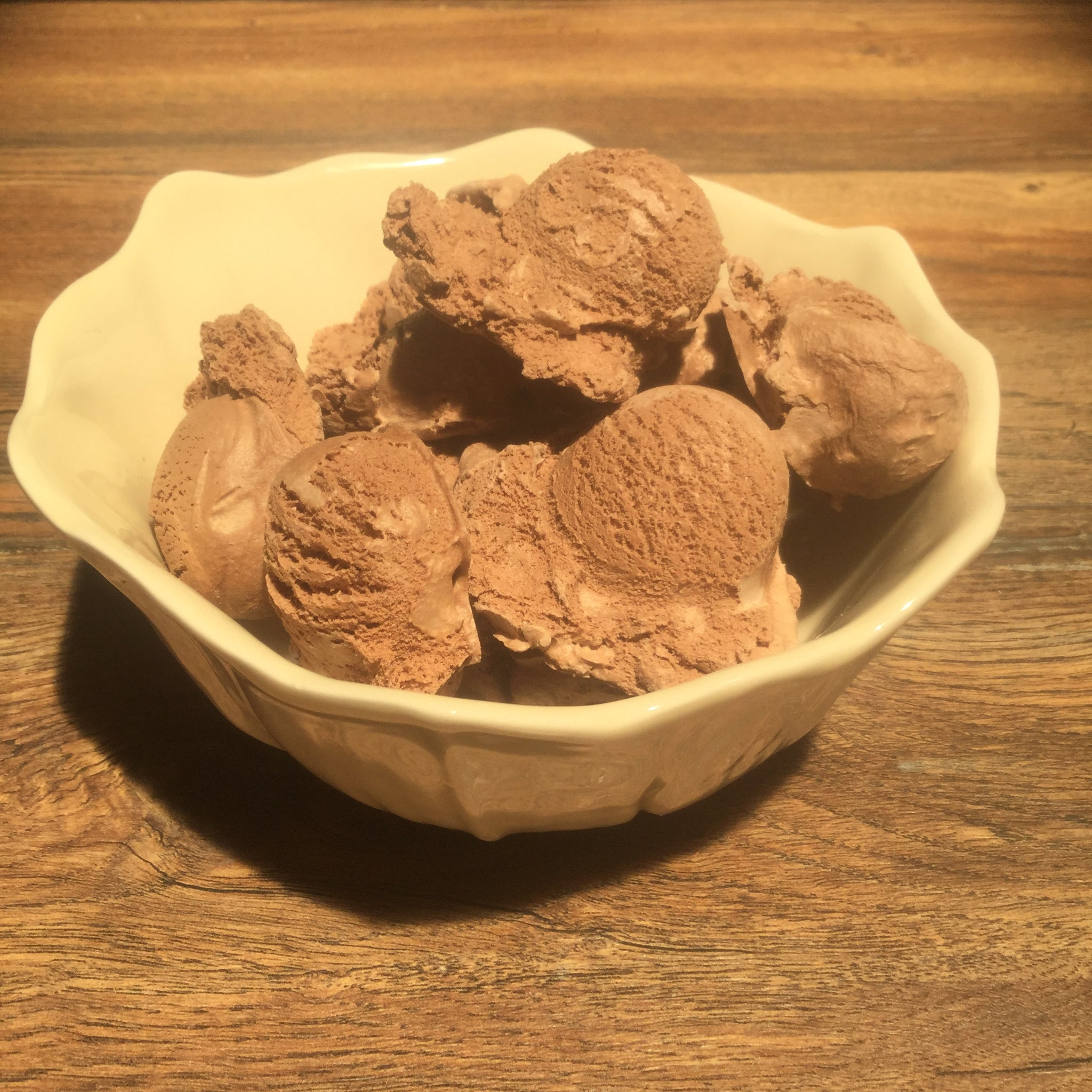 Freeze Dried Chocolate Ice Cream Outdoorpantry Inc