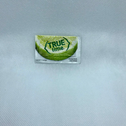 True Lime Flavor Packet - OutdoorPantry.com