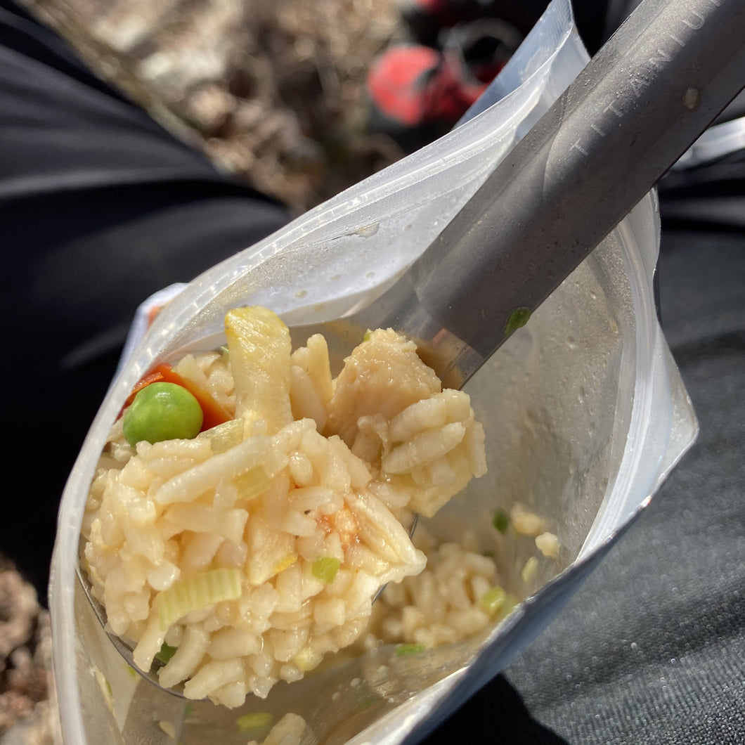 Freeze Dried Yakatori Chicken with Japanese Fried Rice - OutdoorPantry, Inc
