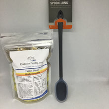 Long Handled Camping Spoon - OutdoorPantry.com