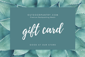 Gift Card - OutdoorPantry.com