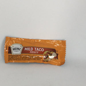 Heinz Mild Taco Sauce Packet - OutdoorPantry.com