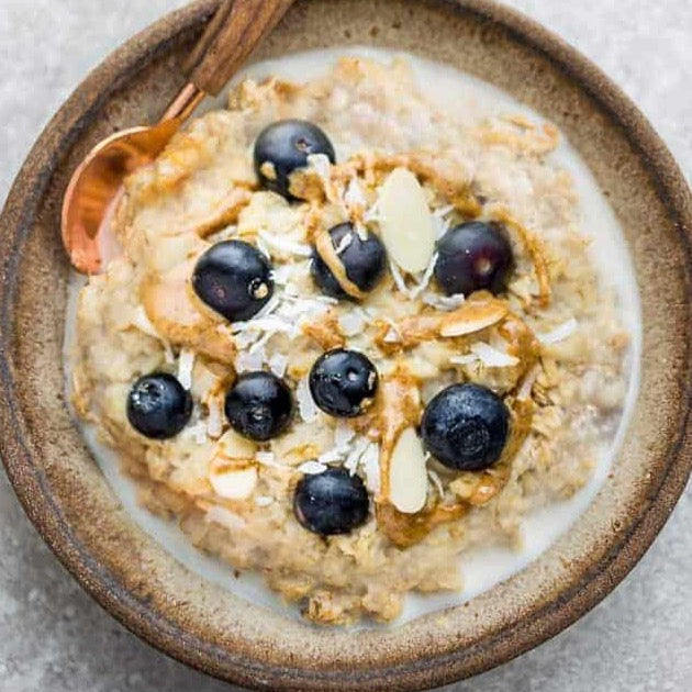 Freeze Dried Oats Nuts Seeds & Wild Blueberries - OutdoorPantry, Inc