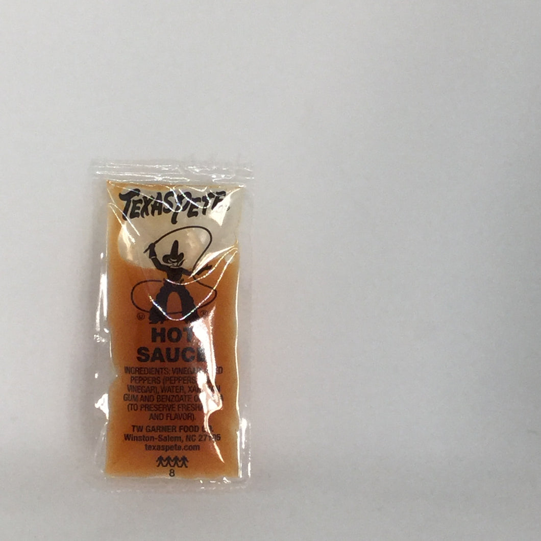 Texas Pete Hot Sauce Packet - OutdoorPantry.com