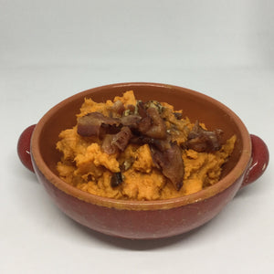 Freeze Dried Brown Butter Sweet Potato Mash with Bacon - OutdoorPantry.com