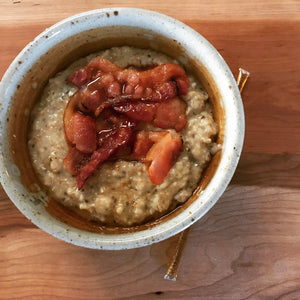 Freeze Dried 7 Grain Porridge with Bacon & Honey - OutdoorPantry.com