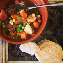 Freeze Dried Savory Beef Stew - OutdoorPantry.com