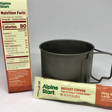 Alpine Start Dirty Chai Latte Instant Coffee