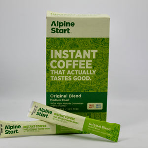 Alpine Start Original Blend Instant Coffee - OutdoorPantry.com