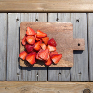 Freeze Dried Strawberries Slices - OutdoorPantry.com