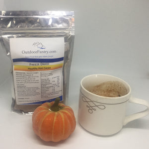 Healthy Hot Chocolate - OutdoorPantry.com