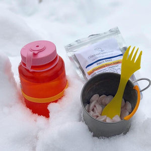 Freeze Dried Strawberry Yogurt Drops - OutdoorPantry.com