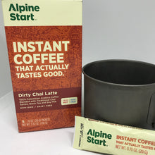 Alpine Start Dirty Chai Latte Instant Coffee - OutdoorPantry.com