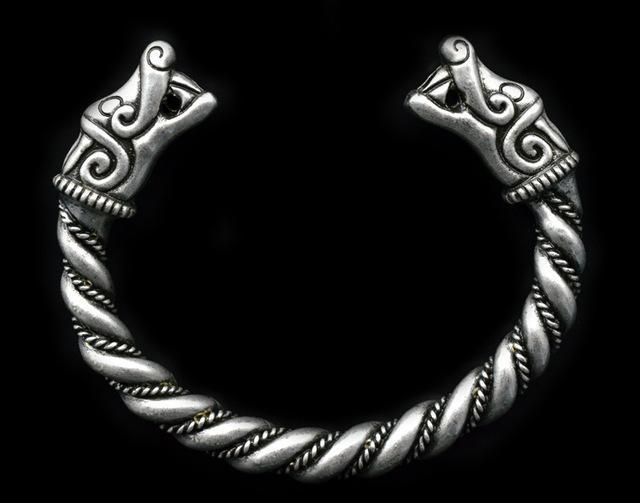 Traditional Viking Arm Ring
