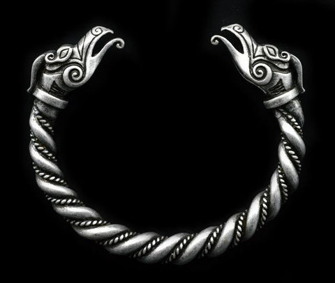 Image of Traditional Viking Arm Ring