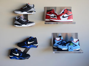 Sneaker Display Shelf