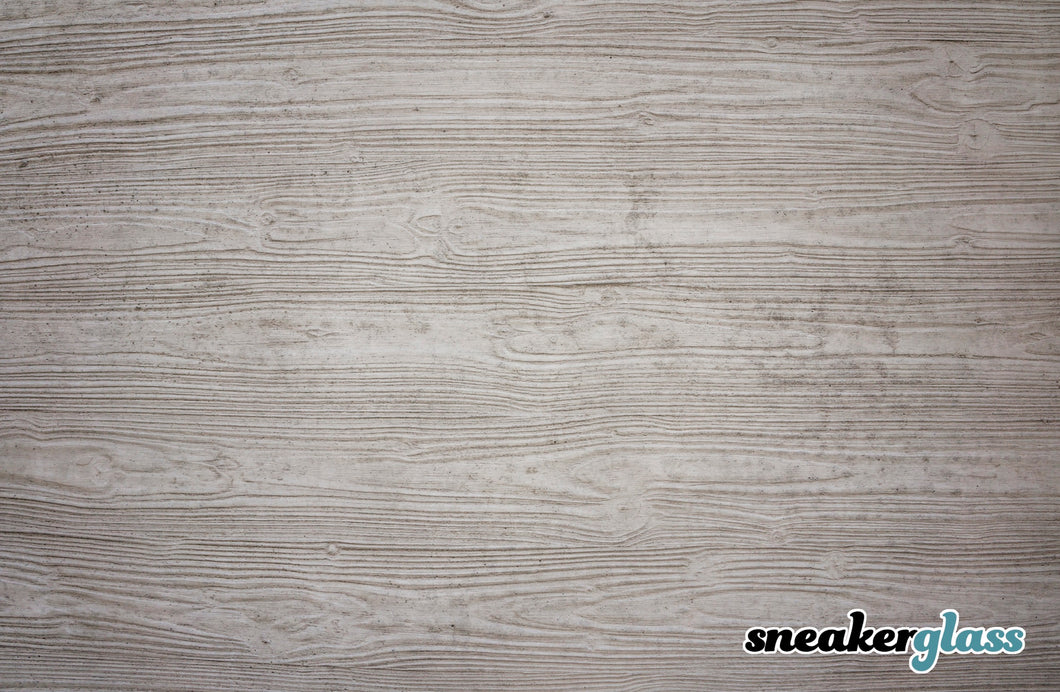 Grey Wood Background for Floating Wall Box