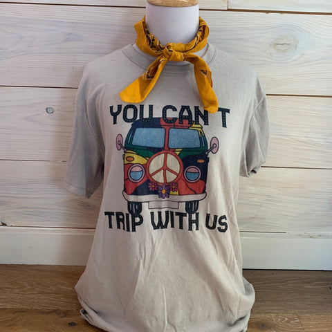 Hippies Always Welcome Tee