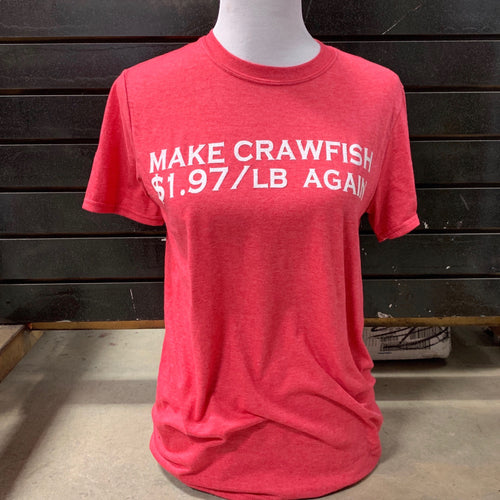 Make Crawfish Tee
