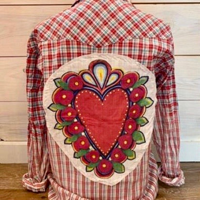 Heart Flannel