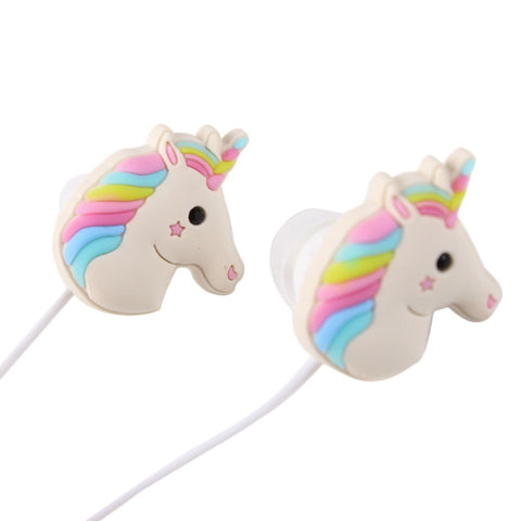 Mystical Unicorn - Earbuds for Smartphone