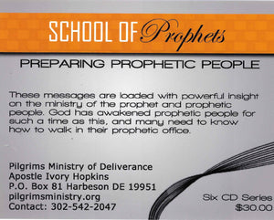 MP3 - PT. 2 - School of The Prophets Class Two
