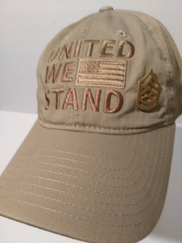 BROWN- Military Cap