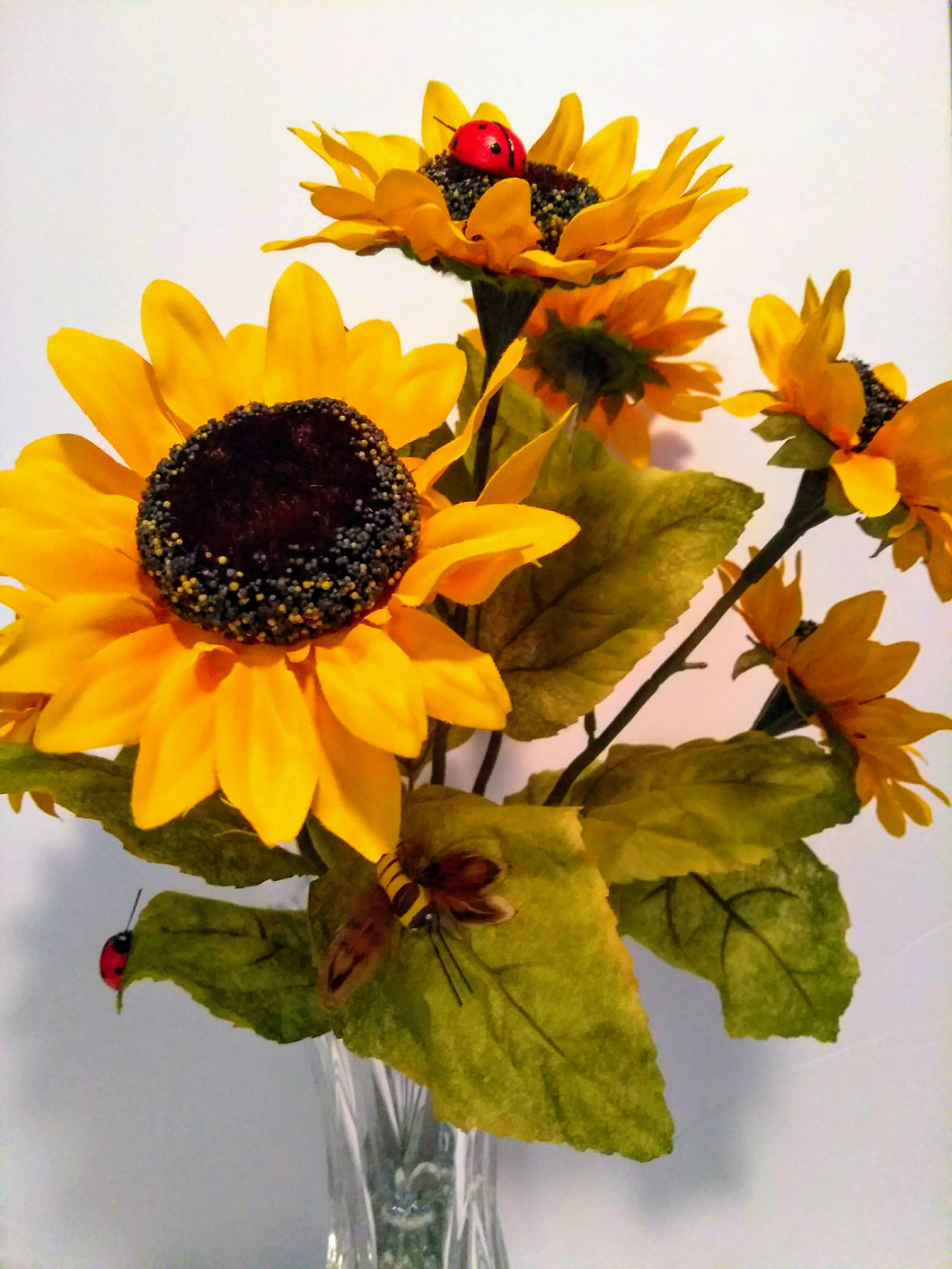 SUNFLOWERS-  Flower Arrangement