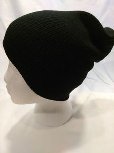 MEDIUM BLACK- Winter Hat